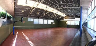 Zona Deportiva Cubierta